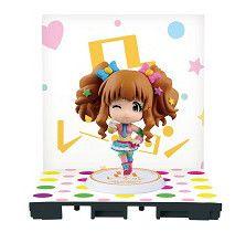 iDOLM@STER Cinderella Girls - Moroboshi Kirari - Chibi Kyun-Chara - Let's go Happy!! (Banpresto)
