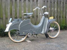 Sparta mb50 district nurse moped