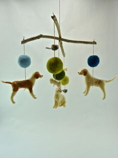 Custom mobile of Scout and the cats!  I just need to pick colors, take pictures, and order it!