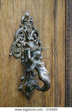mermaid handle | for my house by the ocean