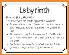 Learn how to pray the Examen prayer and have a daily debrief with Jesus. Don't miss the free daily Examen prayer card and guided Examen printable. Labyrinth Walk, Labyrinth Garden, Prayer Garden, Meditation Garden, Walking Meditation, Meditation Quotes, Jesus Prayer, Faith Prayer, Kids Prayer