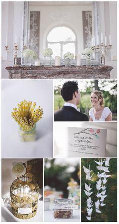 Trendy Wedding, blog idées et inspirations mariage ♥ French Wedding Blog: Vrais mariages