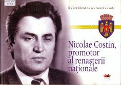 Nicolae Costin, promotor al renașterii naționale | Chisinau, orasul meu