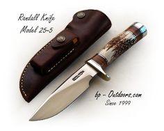 Randall knife Model 25-5