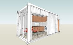 Modern House Plans by Gregory La Vardera Architect: iburevolution