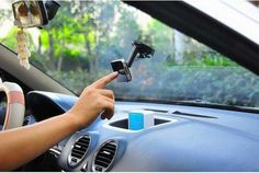 Universal Car Mount Silicone Sucker Phones Holder Bracket on Windshield Stands silicon car stand for iPhone for HTC Smartphones