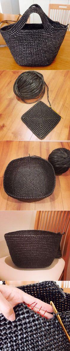 Caminho de mesa #crochetbags