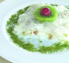 Special ramadan dessert-Güllaç