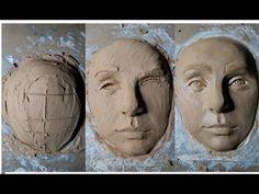 Ceramic Sculpture Figurative, Sculpture Clay, Anatomy Sculpture, Paper Clay Art, Sculpture Techniques, African Sculptures, Cardboard Art, Watercolor Artwork, Ceramic Clay