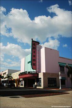 Edison Theater - Ft. Myers, Florida