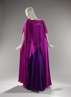 Dress Madame Grès, 1967 The Metropolitan Museum of Art