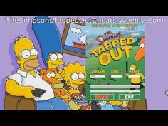New Simpsons Tapped Out Cheats ™ Donuts [Triche, Astuce, Jukse, Hack]