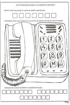 Fotó: Office Phone, Landline Phone, Kindergarten, Math Activities, Diy Home, Diy Creative Ideas, Computer File, Picasa, Math Resources