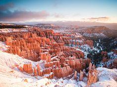 Bryce Canyon Sunrise Image, Utah - National Geographic Photo of the Day