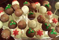 Cake Pops Weihnachten Petra, Cake Pops, Decorating, Baking, Sweet, Desserts, Diy, Ideas, Food
