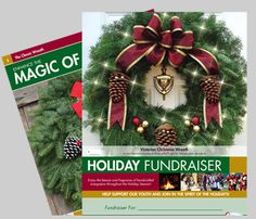 mickman brothers wreaths fundraiser has been used by thousands of nonprofit groups nationwide for 40 years