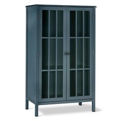Hutch for dinnerware/glasses/platters. Threshold™ Windham Tall ...