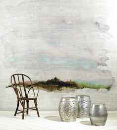 New this week | Sauvage Wallpaper by Elitis | Jane Clayton