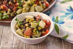 Tomato, Corn, and Black Bean Salad- Good Cook #AskGoodCook #KitchenDrawerSweepstakes
