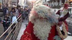 Arriva Babbo Natale, Padova 2015