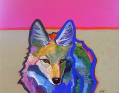 John Nieto - one of my favorite artists! Great Southwestern artwork! Love the buffalo, coyotes, and Indians!