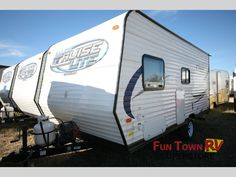 New 2014 Forest River RV Salem Cruise Lite FS 185RB Travel Trailer at Fun Town RV | Cleburne, TX | #31964