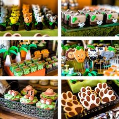 Baby Shower Boy Ideas Food Jungle Theme Ideas Baby Shower Boy Ideas Food Jungle Theme Ideas shower ideas for a boy Safari Theme Birthday, Wild One Birthday Party, Safari Birthday Party, Baby Boy 1st Birthday, Boy Birthday Parties, Birthday Ideas, Lion King Baby Shower, Baby Boy Shower, Lion King Birthday