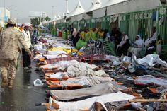 La strage alla Mecca è l'ultima di una lunga serie di tragedie nella Città Santa dell'Islam