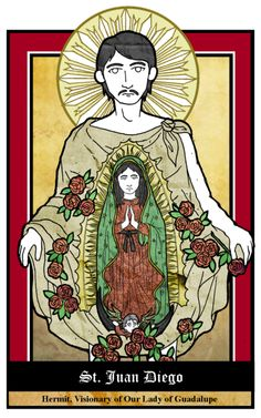 St. Juan Diego by NowitzkiTramonto.deviantart.com on @deviantART