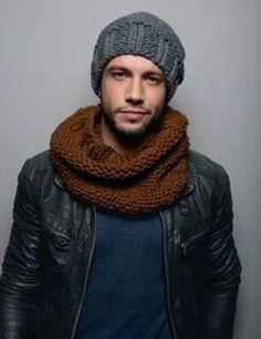 scarf mens bufanda hombre Cuello hombre