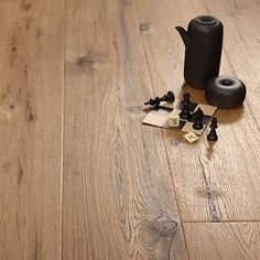 Aged Smoked American Oak Timber Floors