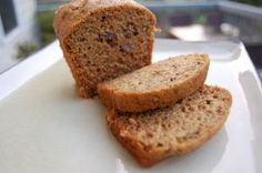 Recipe: Whole-Wheat Zucchini Bread from 100 Days of Real Food