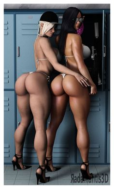 2 ass