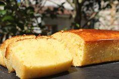 Recette de Cake au Citron sans Beurre