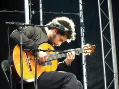 Jose Gonzalez- Awesome guitarist and singer/songwriter