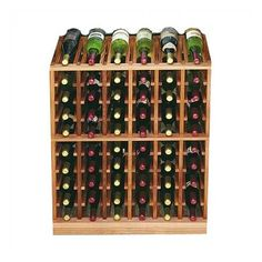 Cheverly 60 Bottle Wine Rack...just perfect!