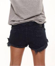 One Teaspoon Cobain Baggies and Hendrix Bandits | Shorts, Clothes ...