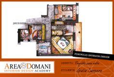 Interior Design, Cards, Nest Design, Home Interior Design, Interior Architecture, Interior Decorating, Playing Cards, Maps, Design Interiors