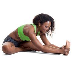 9 Yoga Poses That Make You Happy: Head to Knee Pose