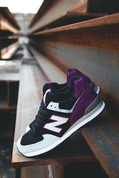 New Balance Custom 574  Sneaker von New Balance, Converse, DC, Vans und mehr bei Sizeer.de!
