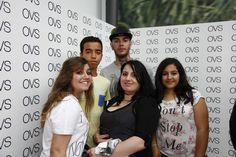 Emis Killa meet&greet with fans @ OVS store Milazzo
