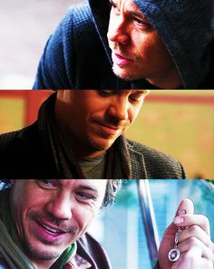 Neal/Baelfire once upon a time ah! Just get back together with Emma! Ah! And please oh please just stay alive!