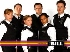 the bill - Bing Images Steven Knight, London Watch, Detective Shows, Television Program, 90s Kids, British Actors, Period Dramas, Childhood Memories, Comebacks