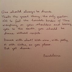 Baudelaire Tattoo Quotes, Clever, Writer, Poetry, Inspirational Quotes, Artists, Inspired, Feelings, Words