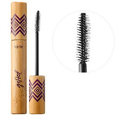 What it is: A reparative and volumizing mascara infused with Amazonian clay. What it does: This mascara delivers a 406 percent increase in lash volume and offers long-term reparative, rebuilding, and strengthening benefits with each swipe, giving