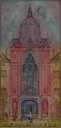 Kiesel, Fairy Land, Taj Mahal, Illustration, Art, Art Background, Kunst, Illustrations, Performing Arts