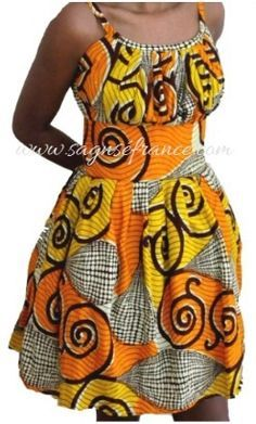This says, 'Spring here I come'. Love the colours African Print Pleated Sun Dress by ifenkili on Etsy African Fashion Ankara, African Print Dresses, African Print Fashion, Africa Fashion, Ethnic Fashion, African Dress, Fashion Prints, Fashion Design, African Prints