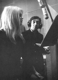Brigitte and Serge via inSTEREO