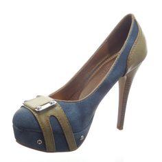 Kickly – Scarpe da Moda scarpe decollete Zeppe Stiletto alla caviglia donna fibbia Tacco Stiletto tacco alto 12.5 CM – Blu T 39 – UK 5.5 in OFFERTA su www.kellieshop.com Scarpe, borse, accessori, intimo, gioielli e molto altro.. scopri migliaia di articoli firmati con prezzi da 15,00 a 299,00 euro! #kellieshop Seguici su Facebook > https://www.facebook.com/pages/Kellie-Shop/332713936876989