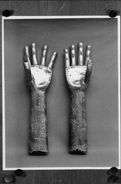 Peruvian Hands